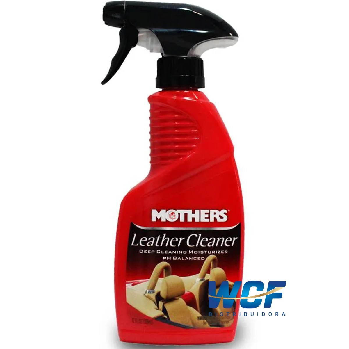 LEATHER CLEANER LIMPA COURO 355ML MOTHERS