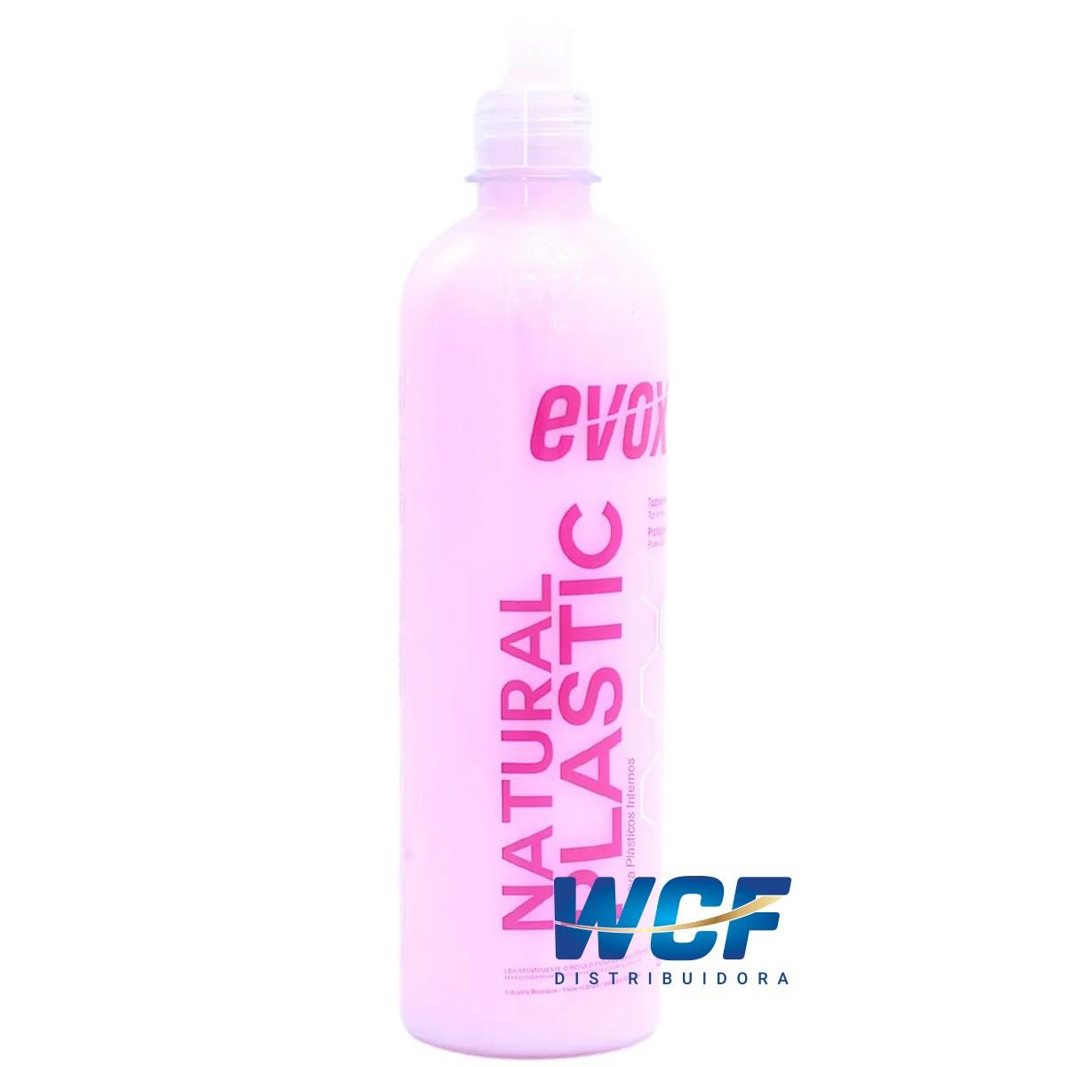 NATURAL PLASTIC 500 ML EVOX
