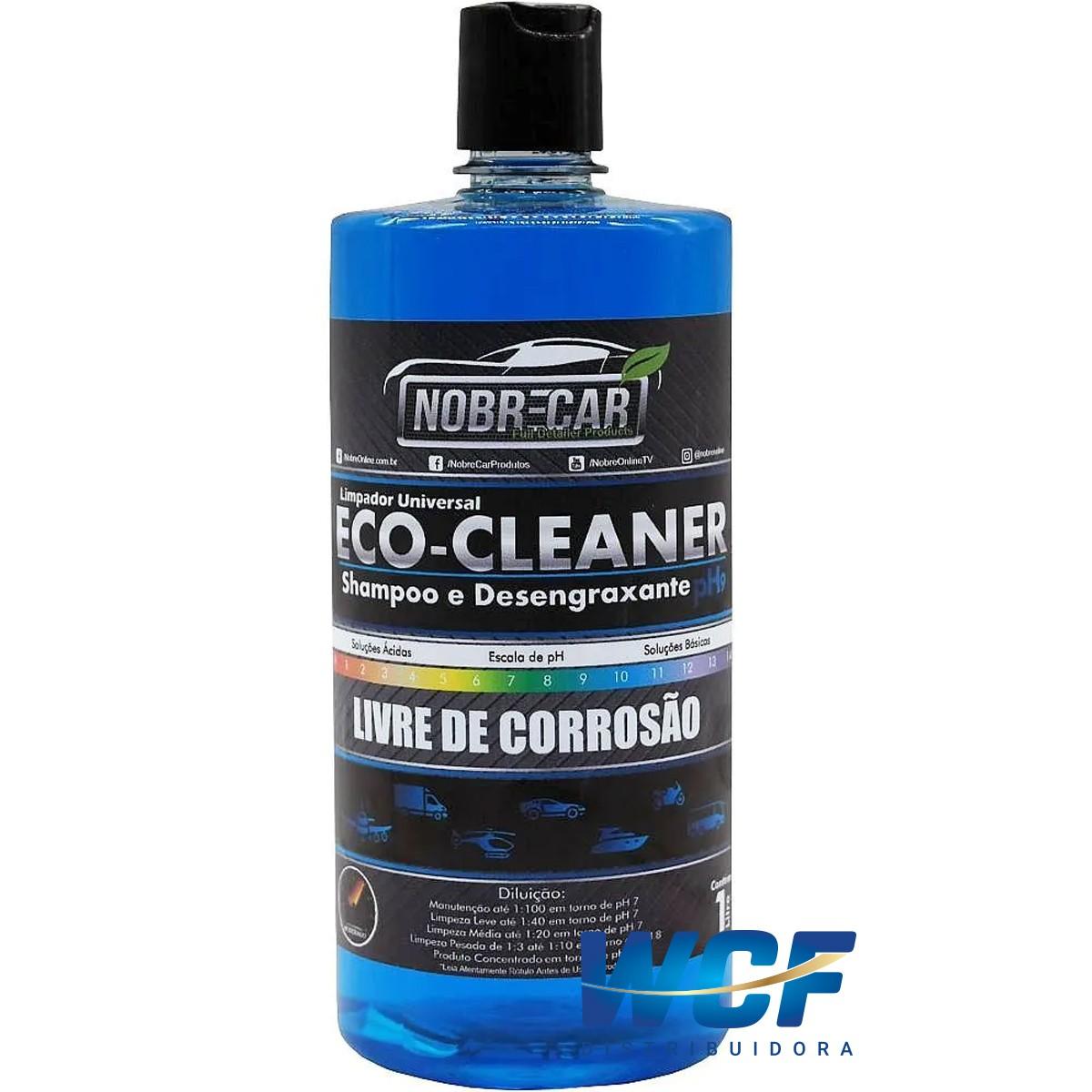 NOBRE ECO CLEANER ESPUMA BLUE 0,900 ML