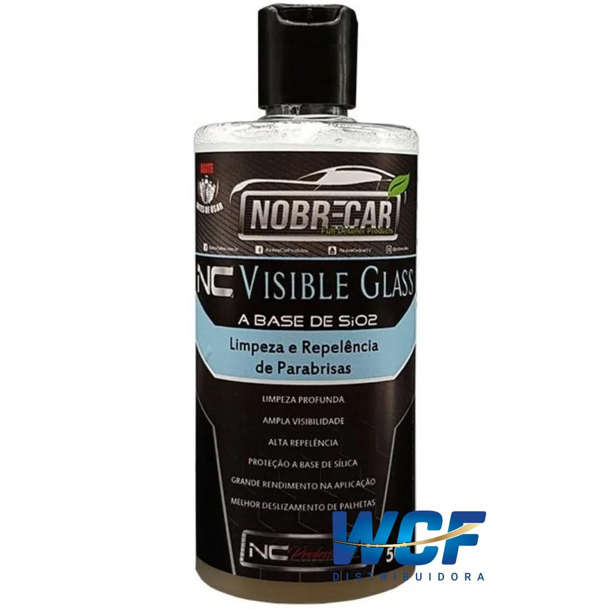 NOBRE NC VISIBLE GLASS SIO2 VIDROS 500 ML