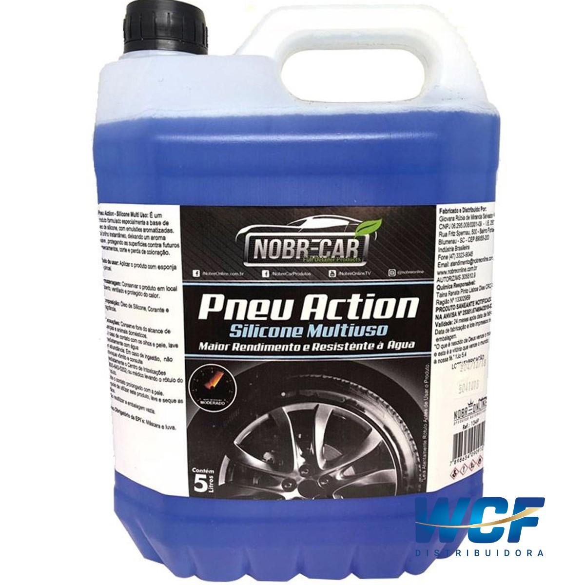 NOBRE PNEU ACTION 5 LT