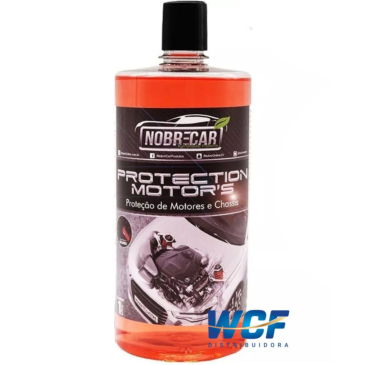 NOBRE PROTECTION MOTORS 900ML