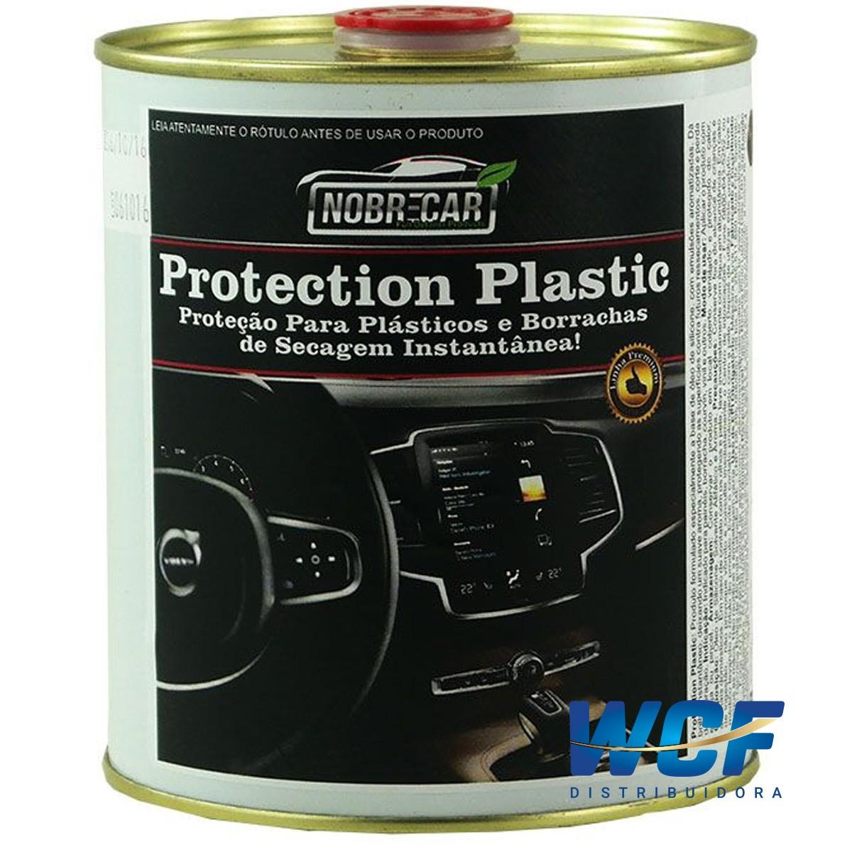 NOBRE PROTECTION REVITALISADOR  PLASTIC  900ML