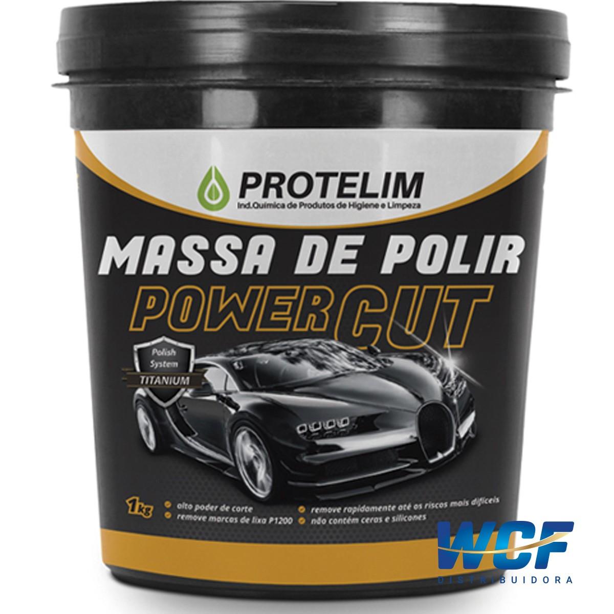 PROTELIM MASSA POLIR POWER CUT 1 KL