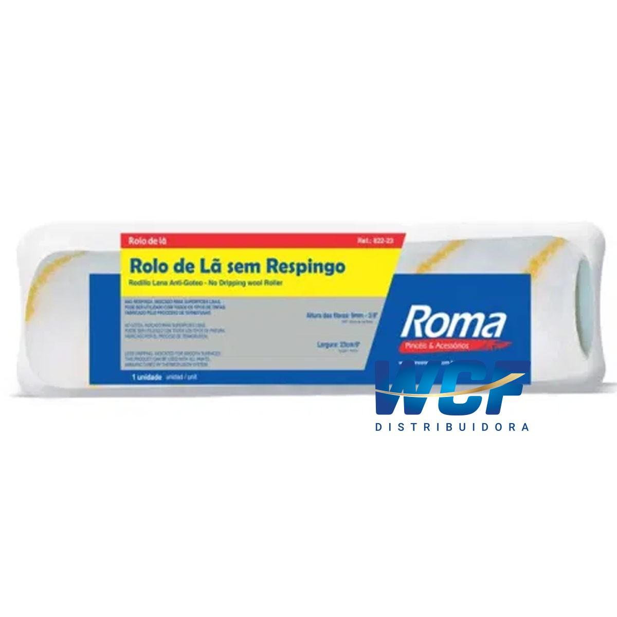 ROMA ROLO LA 822 S/RESPINGO 23 CM