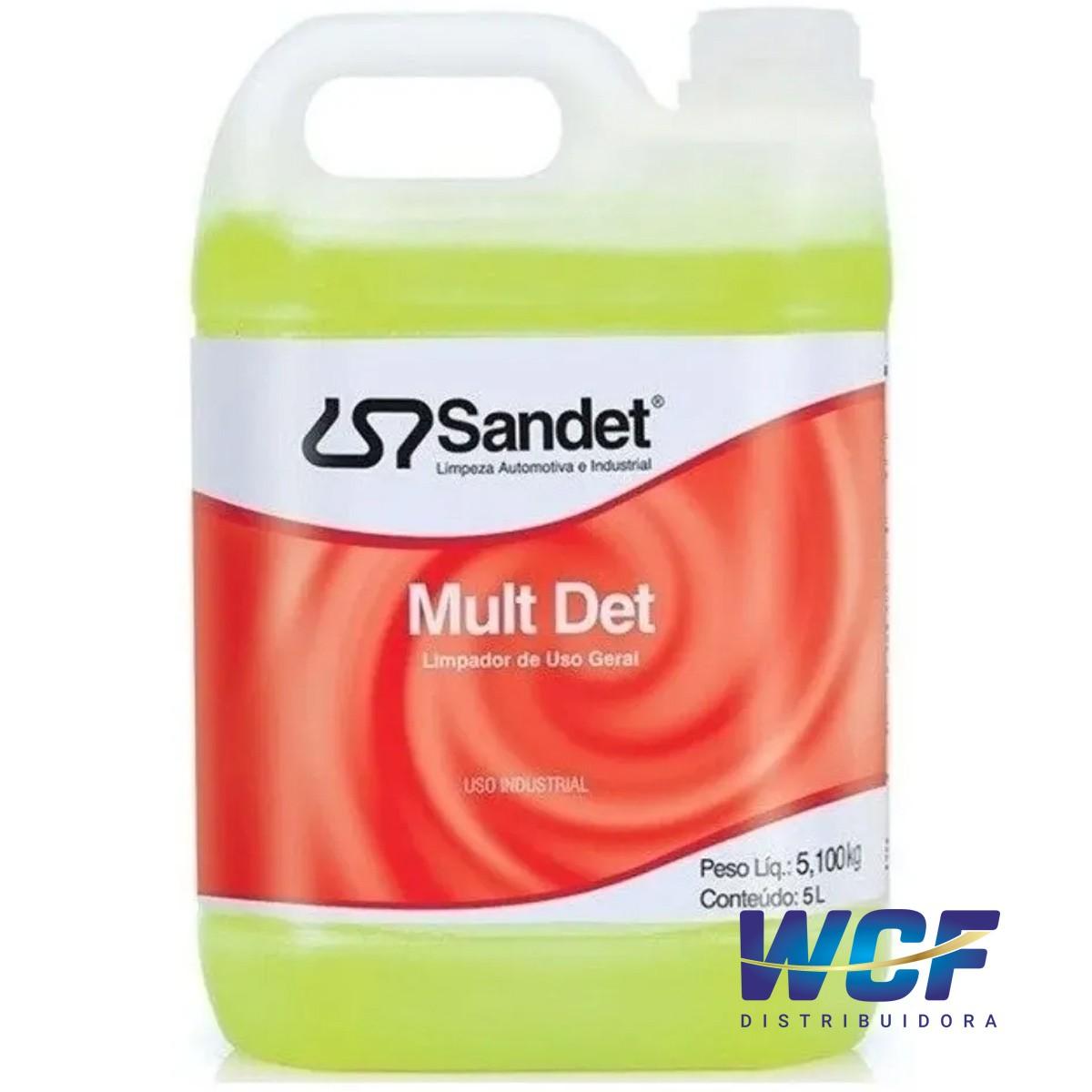 SANDET MULT DET FLOTADOR MULTIACAO APC 5LT