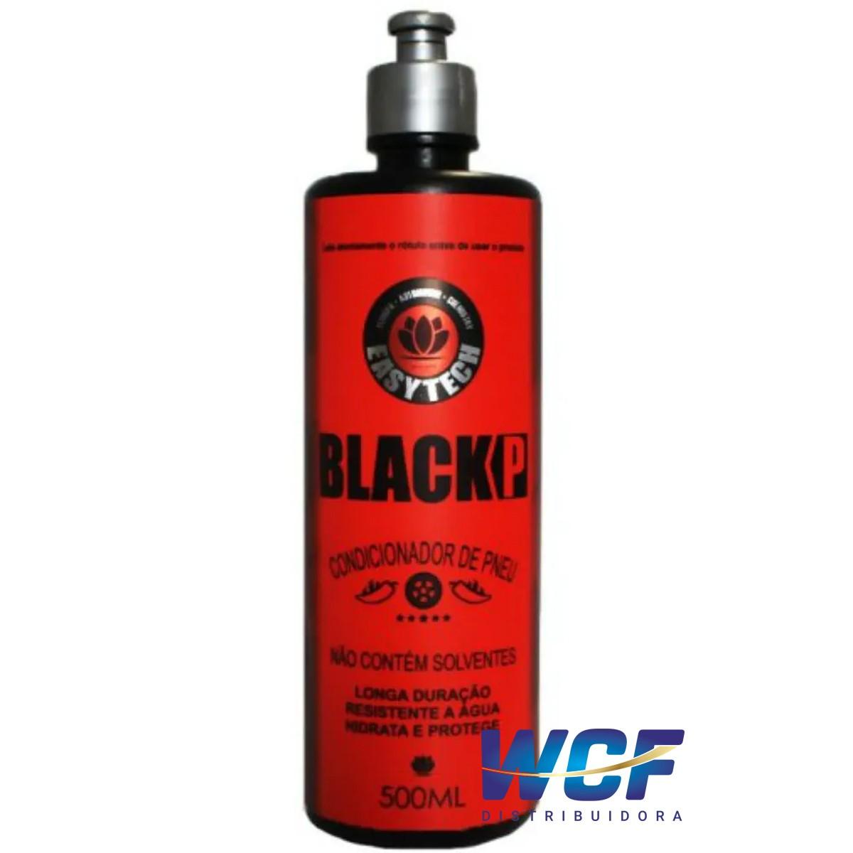 SCHOLL EASYTECH BLACK P 500 ML