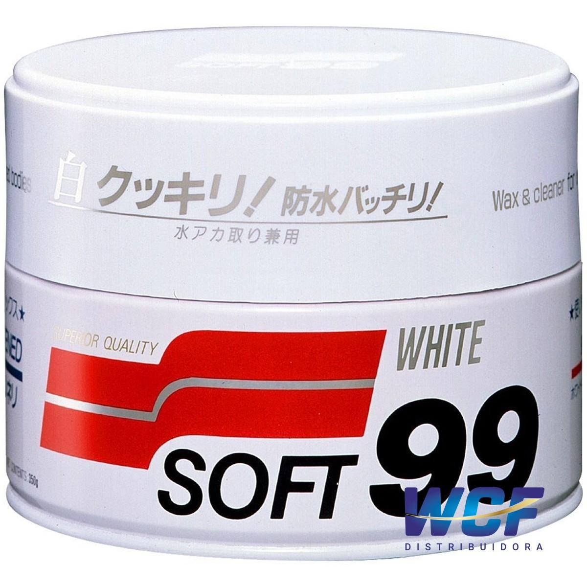 SOFT99 CERA WHITE WAX 300G
