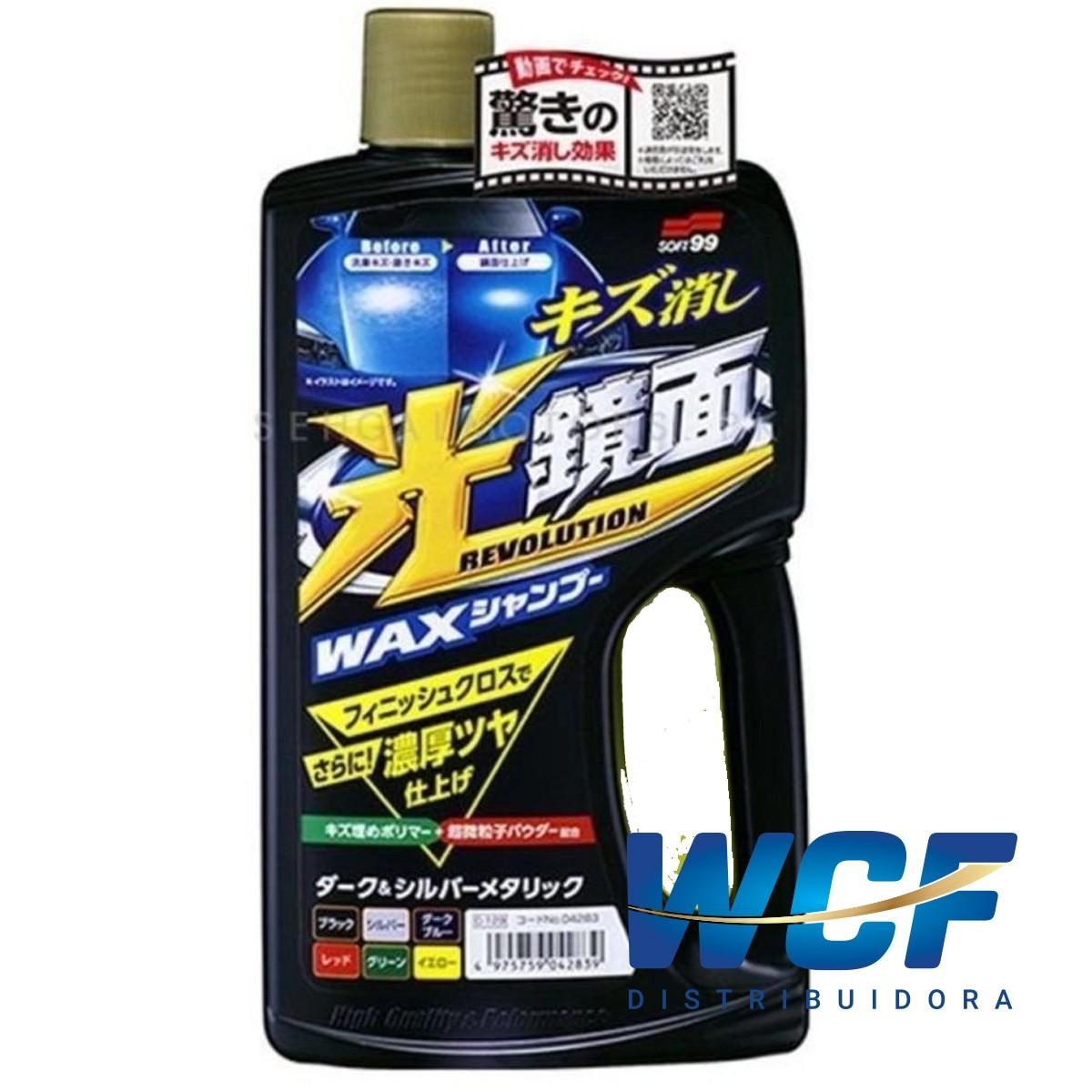 SOFT99 SHAMPOO DARK NEW SCRATH CLEANER 0,700 ML