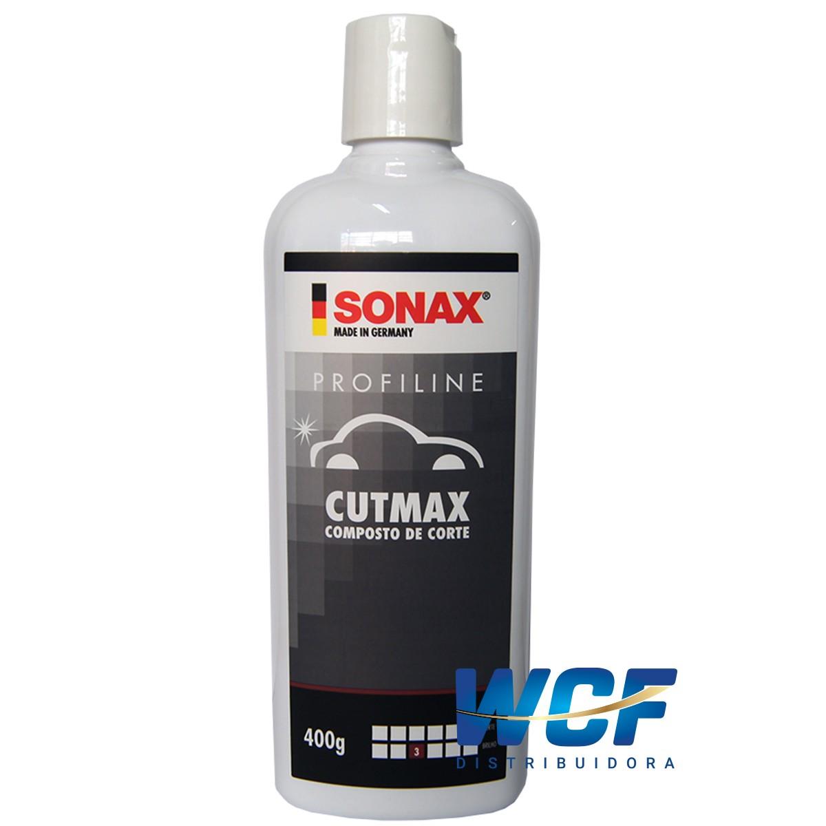 SONAX CUT MAX  400G