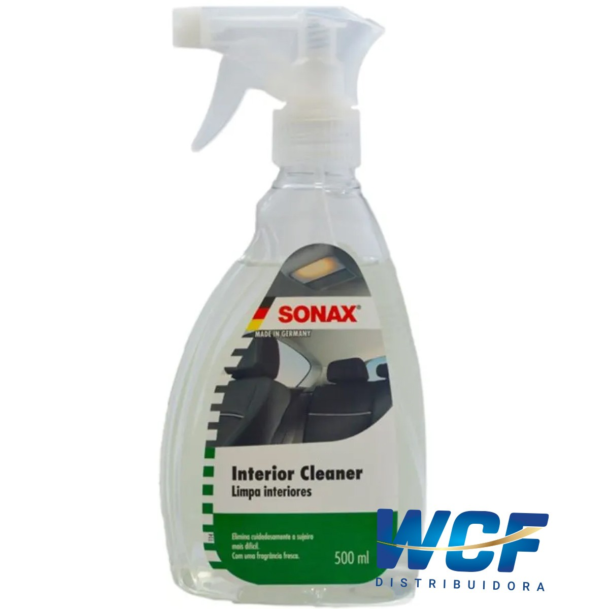 SONAX INTERIOR CLEANER C/PULV 500 G