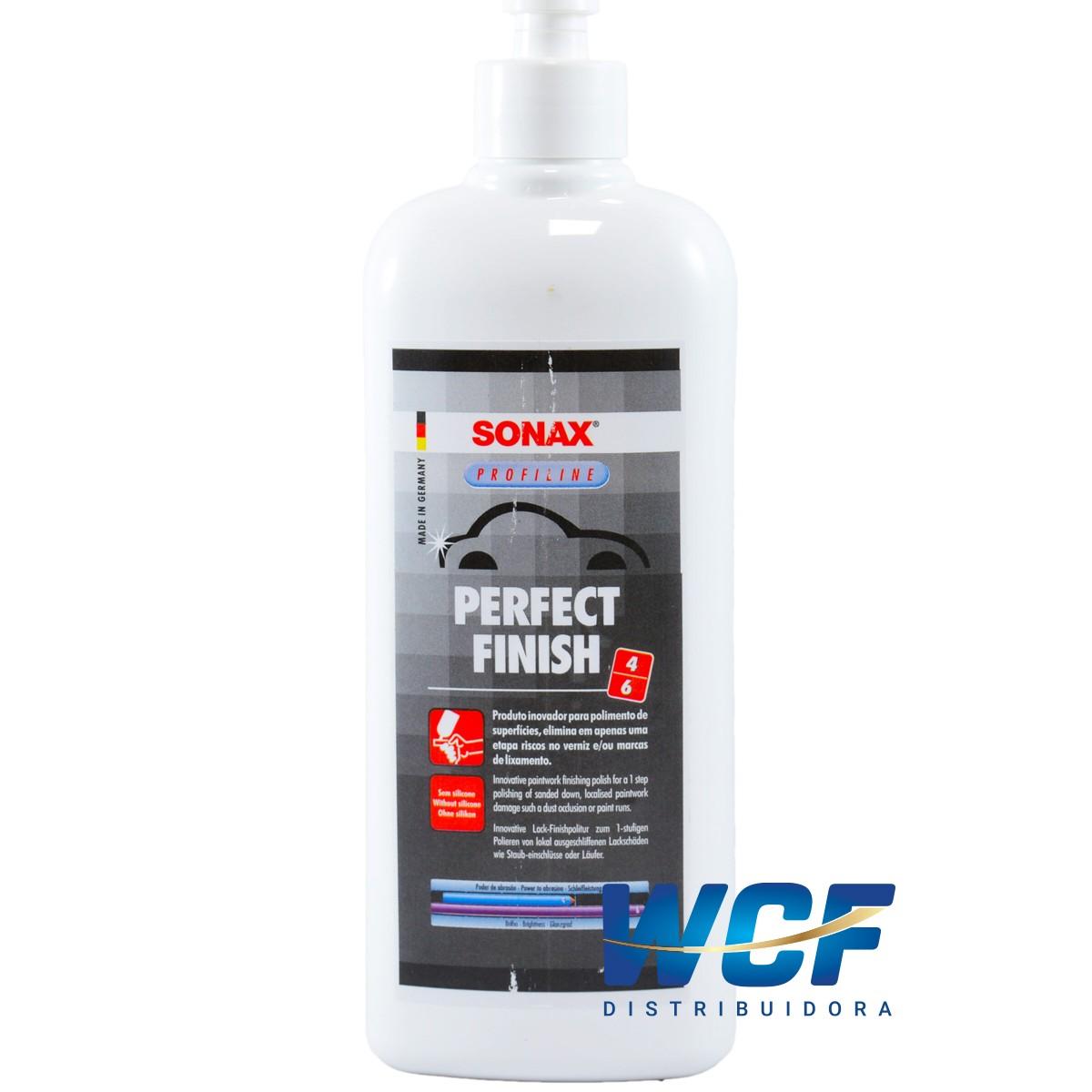 SONAX PERFECT FINISH 400 GR