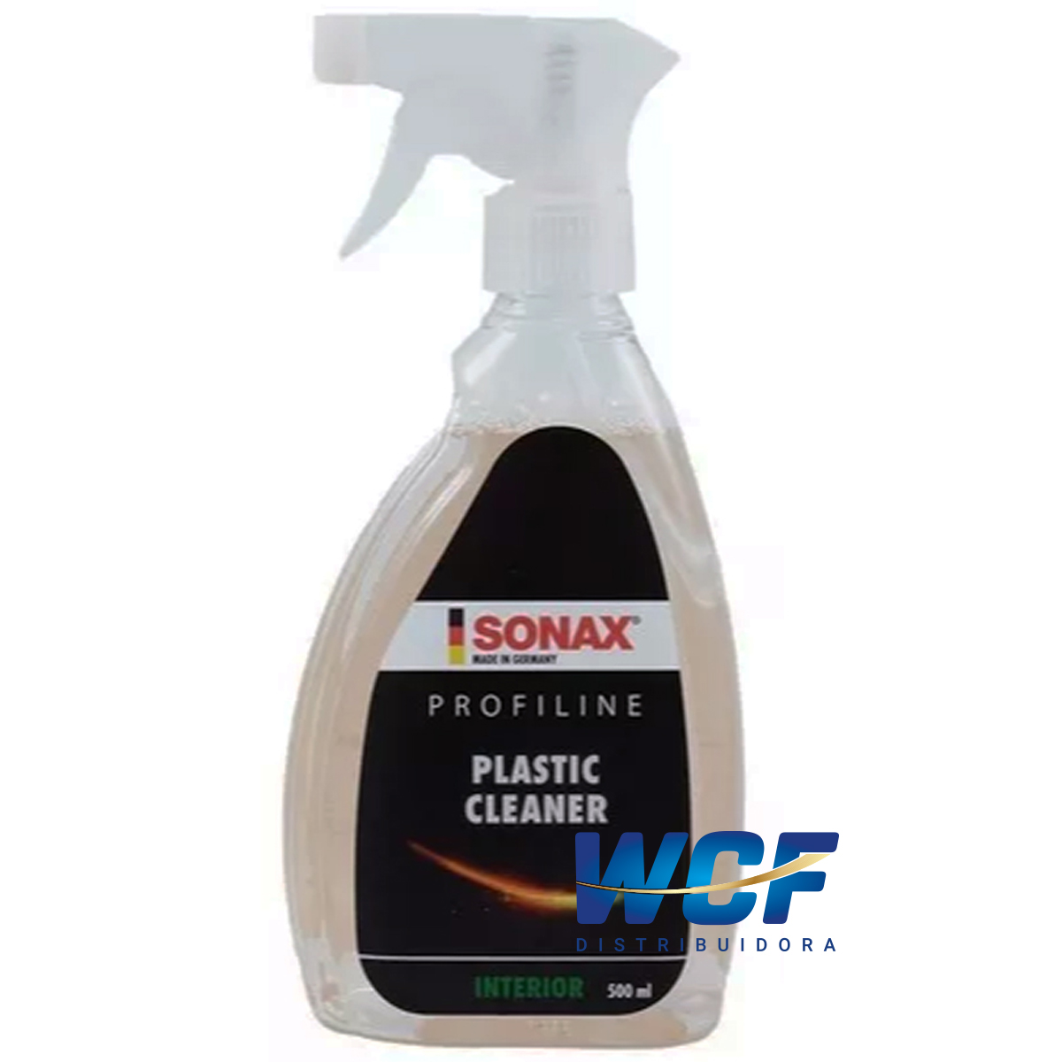 SONAX PLASTIC CLEANER 500 ML