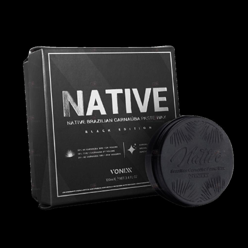 VONIXX CERA NATIVE BLACK 100 ML