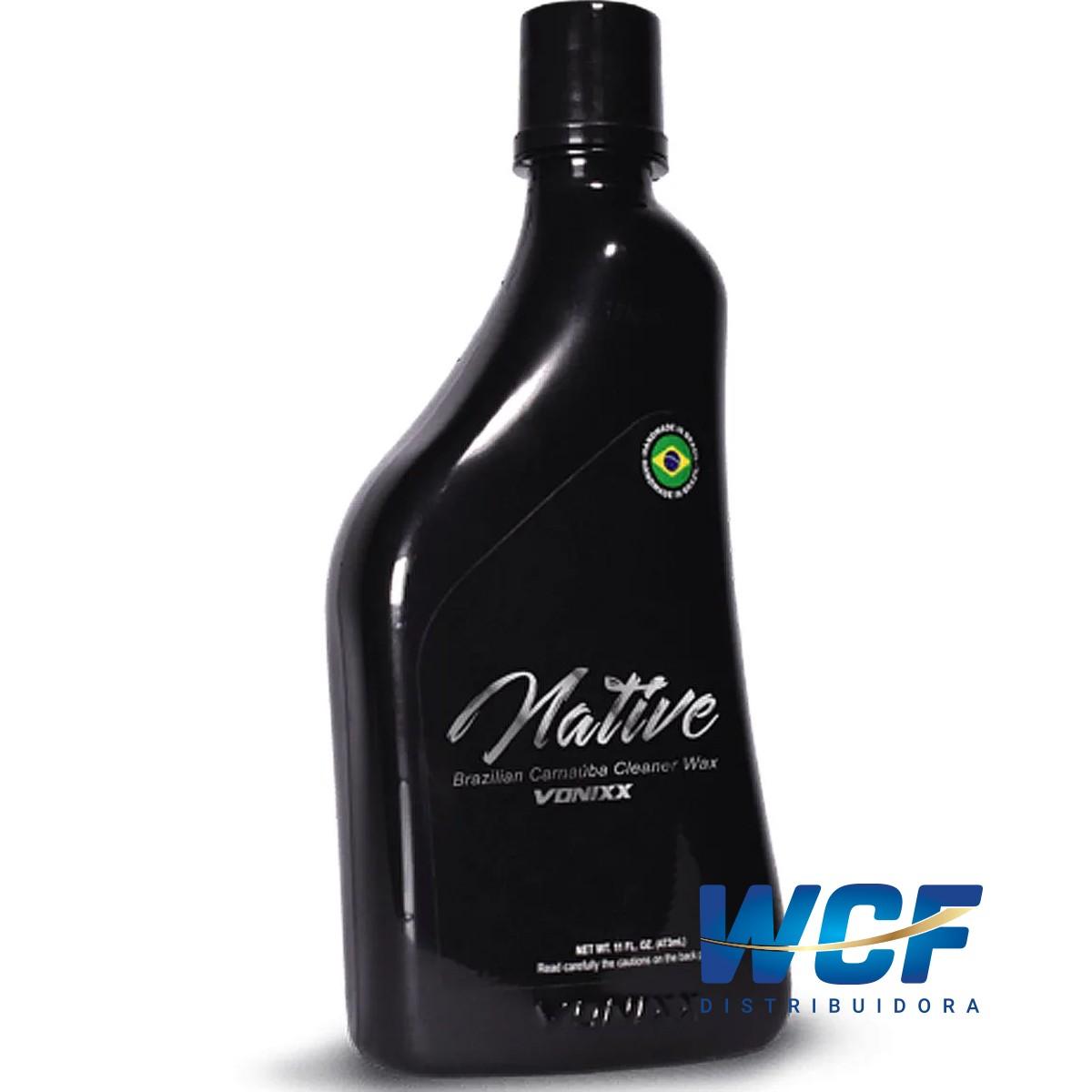 VONIXX CERA NATIVE CLEANER WAX 473 ML