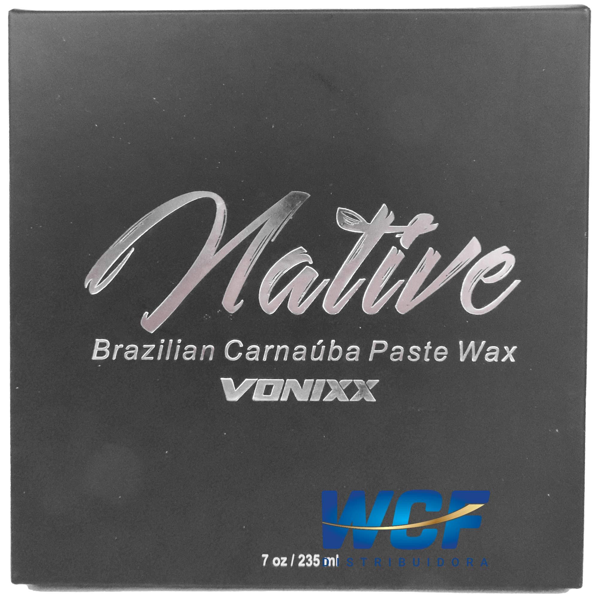VONIXX CERA NATIVE PASTE WAX CARNAUBA 235G