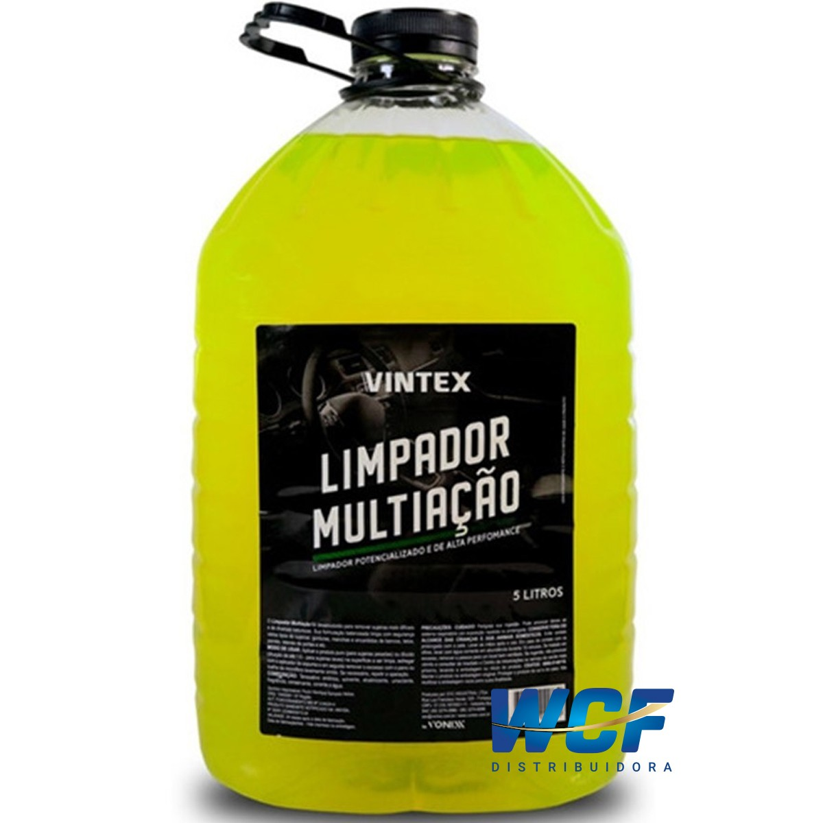 VONIXX LIMPADOR MULTIACAO 5 LITROS