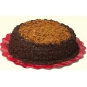 Torta de Brigadeiro Crocante - Aro 18