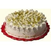 Torta de Limão Alta