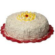 Torta Pina Colada - Aro 18
