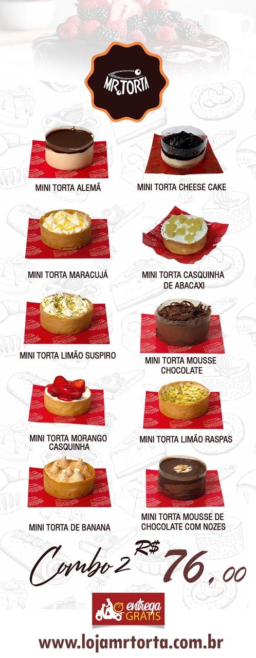 Combo de mini tortas nº2