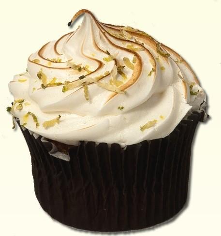 Cupcake Limão