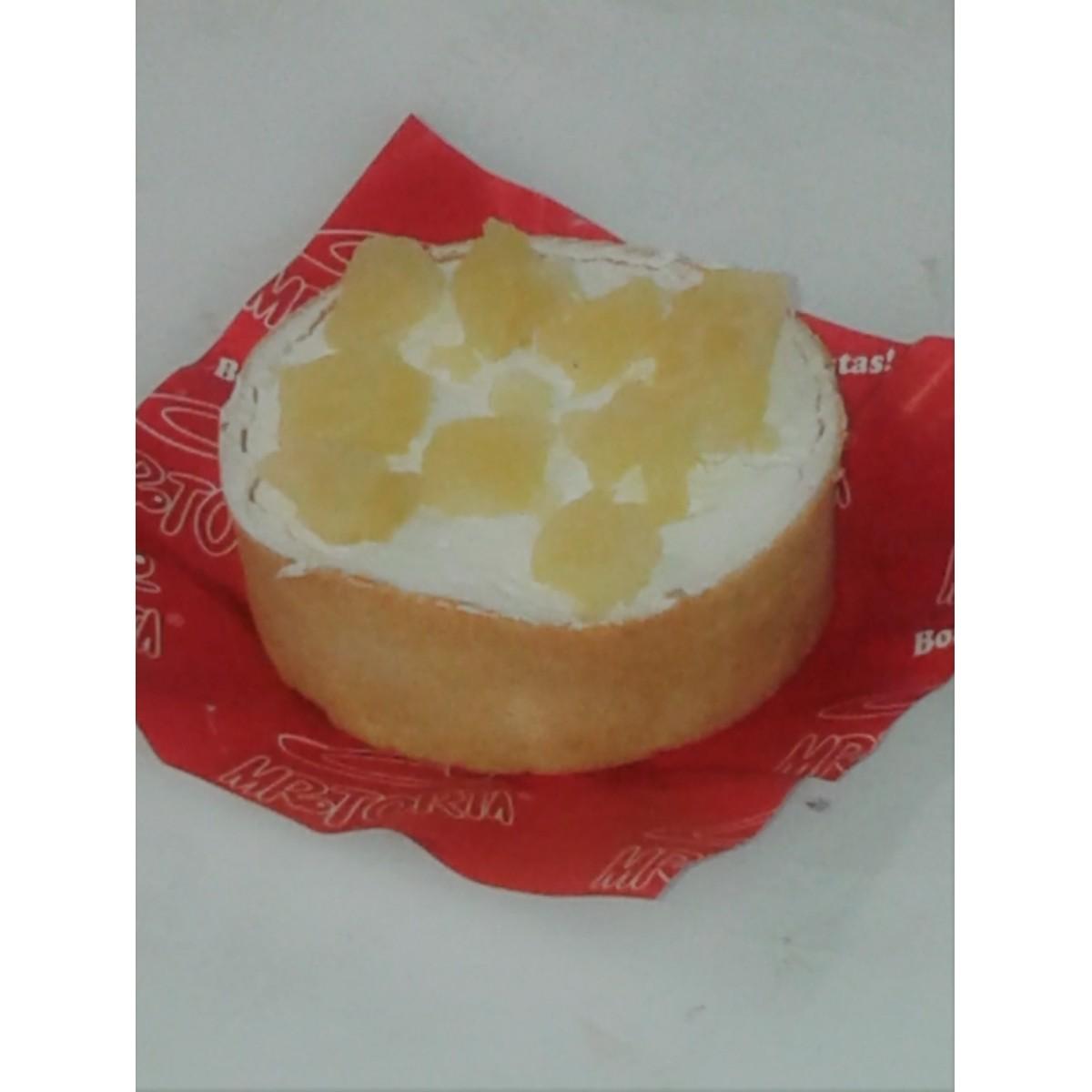 Mini Torta Casquinha de Abacaxi