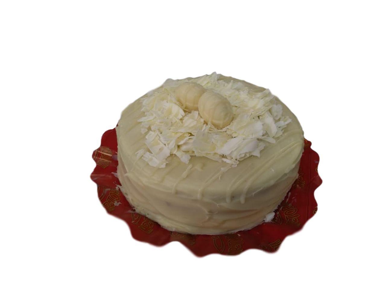 Torta Cokkie Branca