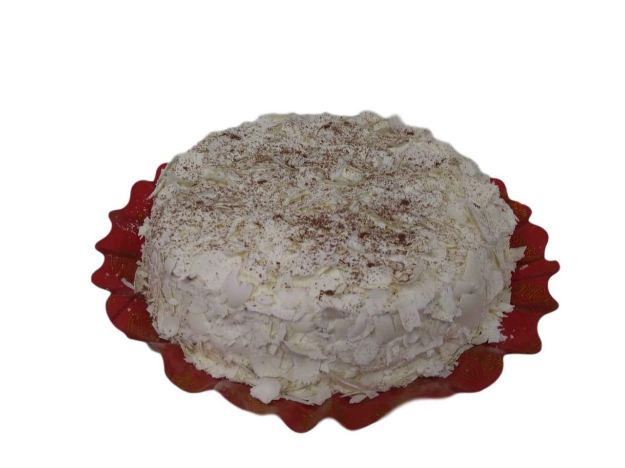 Torta Cookie Branco