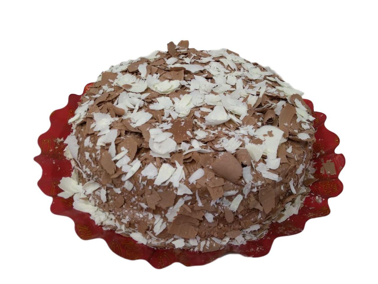 Torta Cookie Preto