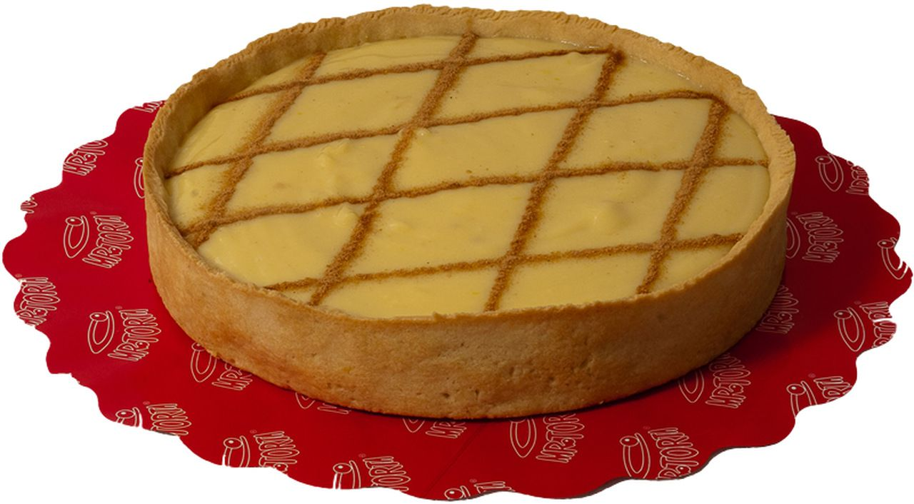 Torta de Maçã - Aro 18