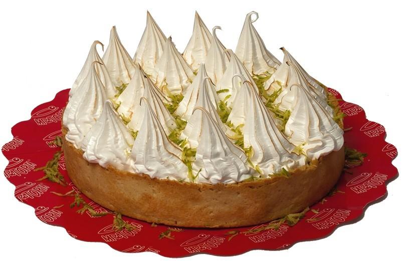Torta Limão Suspiro - Aro 18