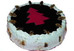 Torta Maravilha de Nozes
