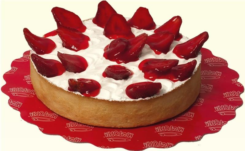 Torta Morango Casquinha