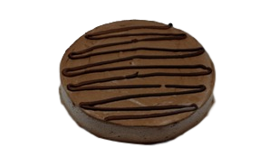 TORTA MOUSSE DE CHOCOLATE - ARO 18 - Diet