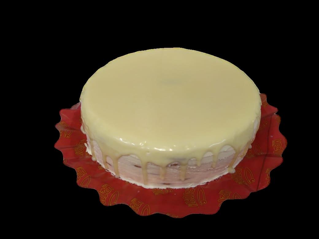 Torta Pavê Chocolate Branco