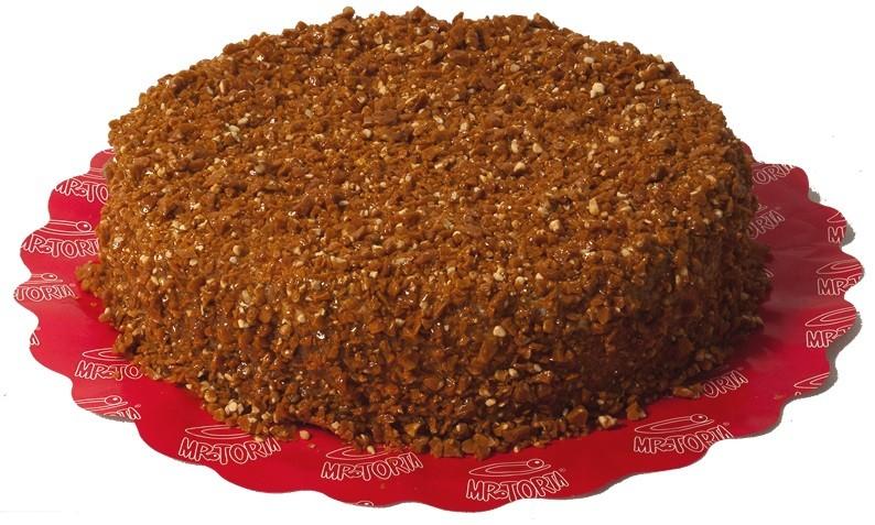Torta Pavê Crocante - Aro 18