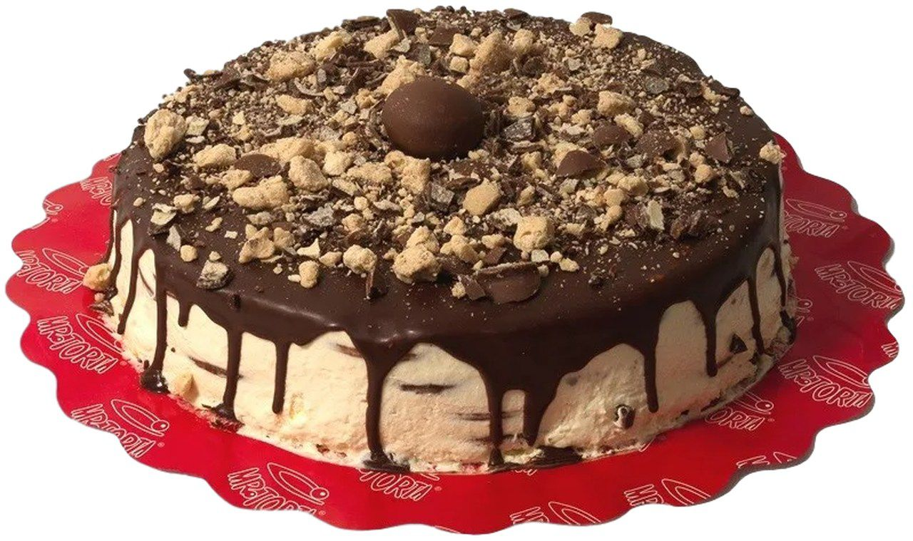 Torta Pavê de Bombom - Aro 18