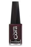 Esmalte Cora 9ml Black 10 Bordô