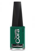 Esmalte Cora 9ml Black 10 Verde 12