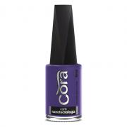 Esmalte Cora 9ml Black 10 Violet 14