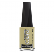 Esmalte Cora 9ml Black 11 Light Yellow