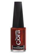 Esmalte Cora 9ml Black 14 Red Sunny 7
