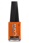 Esmalte Cora 9ml Black 15 Neon Orange