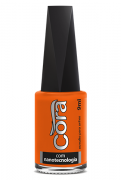 Esmalte Cora 9ml Black 15 Neon Orange