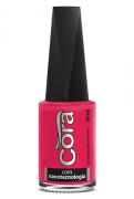 Esmalte Cora 9ml Black 15 Neon Pink