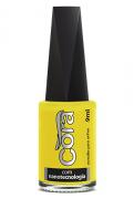 Esmalte Cora 9ml Black 15 Neon Yellow
