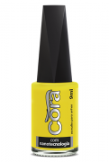 Esmalte Cora 9ml Black 15 Neon Yellow