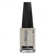 Esmalte Cora 9ml Black Base Matte