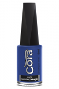 Esmalte Cora 9ml Black  Blues